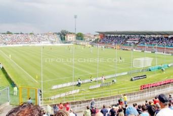 Lo stadio Porta Elisa (Foto Alcide Lucca)