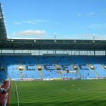 Lo Stadio Ricoh Arena Coventry