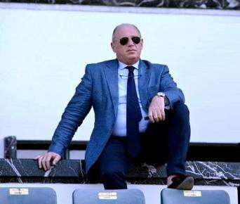 Il presidente Bacci (foto Andrea Simi)