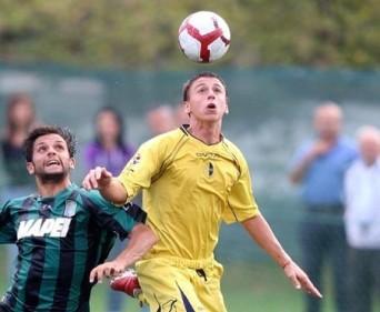 Il centrocampista, classe 91, Gabriele Boilini