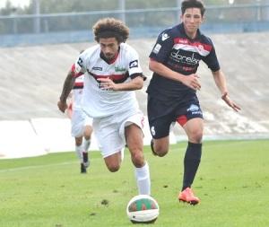 Chianese in azione (foto Alcide Lucca)