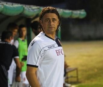 L'ex rossonero Francesco Baldini, attuale tecnico del Sestri Levante
