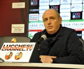 Il presidente Andrea Bacci (Foto Alcide Lucca)